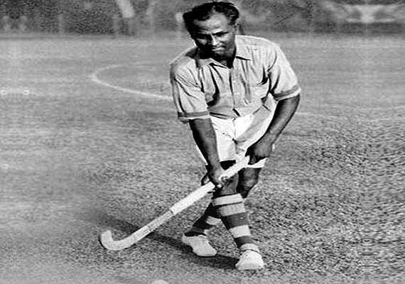 Legendary Indian hockey player - Dhyan Chand