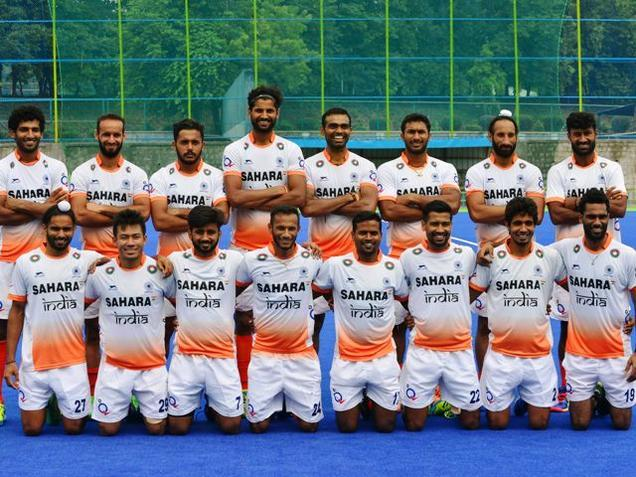 Indian Men's Hockey team