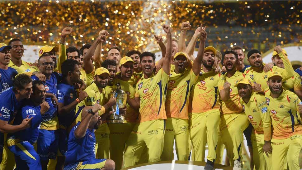 CSK IPL 2018 Winners